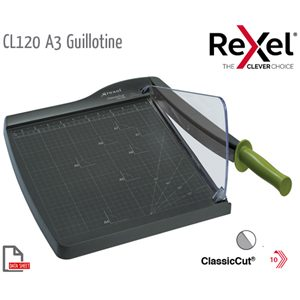 GUILLOTINE A3 CL120