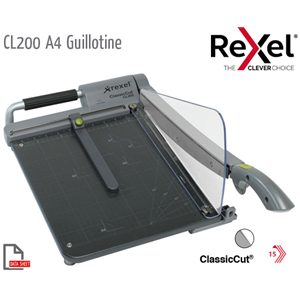 GUILLOTINE A4 CL200