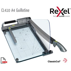 GUILLOTINE A4 CL410