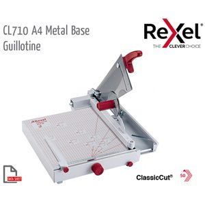 GUILLOTINE A4 CL710