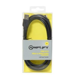 AMPLIFY USB EXTENSION MALE TO MALE