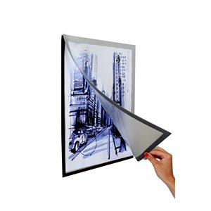 A4 Magnetic Self Adhesive Poster Frame (320*230mm)