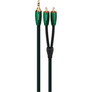 3.5mm(M) to RCA(L+R)M & Video