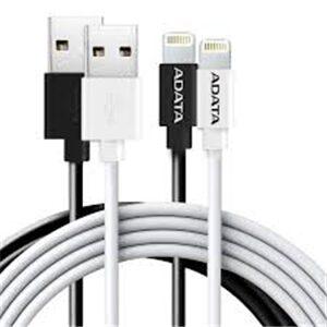 Adata AMFiPL-200CM-CBK i-cable Plastic blacK 200cm