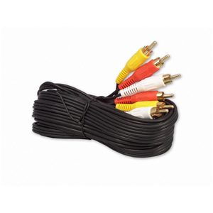 3RCA (M) TO 3RCA (M)   1.8M
