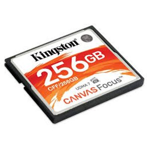 Kingston CFF/256GB 256GB Canvas Focus Compact