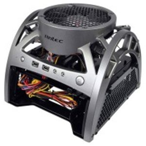 Antec Mini SKeleton with external 90w