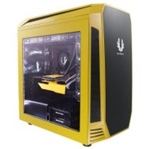 Bitfenix AEG-300-YKWL1 AEgis Yellow + Windowed