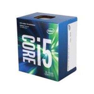 Intel Kabylake-s lga1151 i5-7500 - Quad core / 4 threads