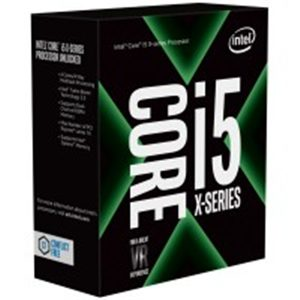 Intel kabylake-X lga2066 i5-7640X - Quad core / 4 thread