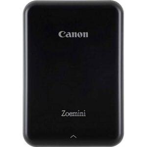 CANON ZOE MINI PHOTO PRINTER PV-123 BLACK
