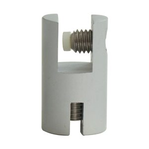 Cable Wire Sign Material Clamp (Single Sided)