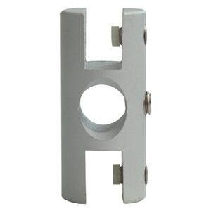 Signage Rod System Material Clamp (Double Sided)