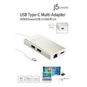 j5 Create JCA374 minidocking USB3.0 Type-C