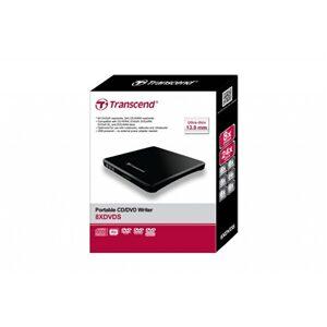 transcend TS8XDVDS-K External 8x Slim Black