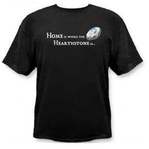 T-shirt - HearthStone - Man - X-Large. - Blizzard licensed
