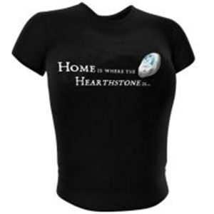 T-shirt - HearthStone - Woman - Large - Blizzard licensed