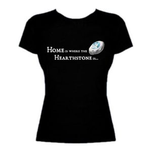 T-shirt - HearthStone - Woman - Small - Blizzard licensed