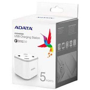 Adata ACU0480QCPS usb charging station 5x