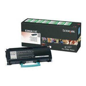 LEXMARK E360 E460 BLACK HIGH YIELD RETURN