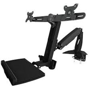 Aavara WS742 WorkStation Freestyle for 2x lcd