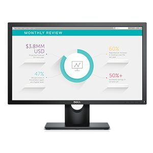 "DELL E2318H - 58.42cm (23"") (1920x1080) FHD IPS LED Monitor"