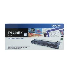 BROTHER  TN240BK BLACK TONER