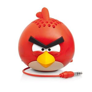 Angry Birds Classic Red Bird Mini Speaker