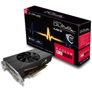 Sapphire rX-570 - Pulse itx edition