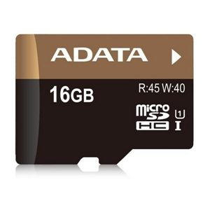 ADATA Premier AUSDH16GUiCL10-RA1 16Gb miCro SDHC (