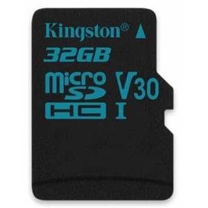 Kingston 32GB miCroSDHC