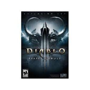 Blizzard Diablo 3 - Reaper of Souls - expansion pack