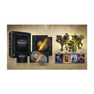 Blizzard World Of Warcraft Battle For Azeroth Collectors