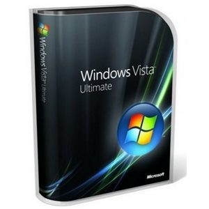 Microsoft Dsp windows Vista Ultimate 64bit