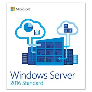 Microsoft Dsp Windows Server 2016 - no CAL