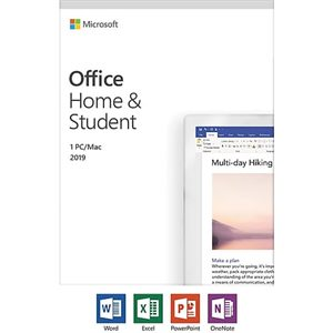 Microsoft Office Home and Student 2019 Retail pack
