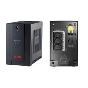 APC Back-ups BX500ci - black w