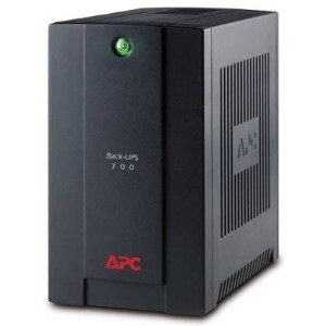 APC Back-ups BX700Ui - black w
