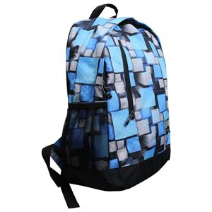 VOLKANO TWO SQUARED SERIES BACKPACK BLUE