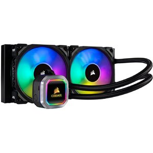 Corsair CW-9060039-WW H100i Rgb Platinum hydro series