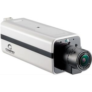 Compro NC1200 indoor bullet network camera with PoE