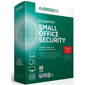 Kaspersky Small Office Security 5 - for 1 file server