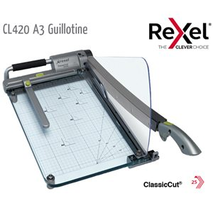 GUILLOTINE A3 CL420