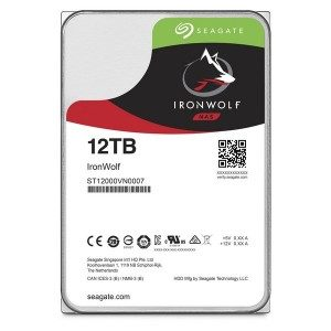 seagate ST12000VN0007 12000gb/12Tb Nas hdd ( IronWolf