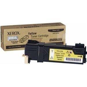 XEROX 106R01337 YELLOW TONER CARTRIDGE