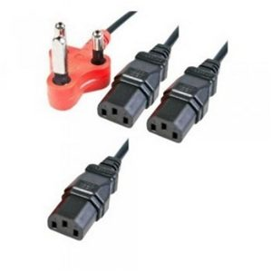 3 way 3.8m power cable - Dedicated
