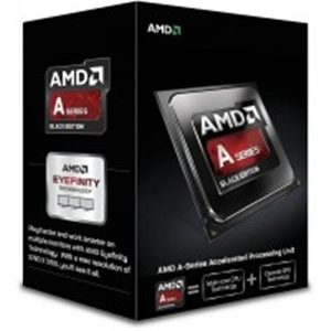 Amd socket FM2 ( kaveri APU ) A10-7850K with GPU blacK