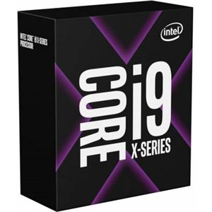 Intel Core i9 10 cores + Hyper-Threading/ 20 threads