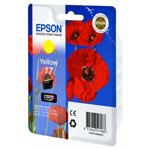 Epson Claria Home Yellow Ink