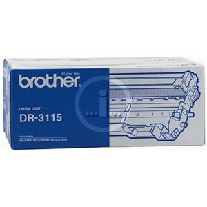 BROTHER DR3115 BLACK DRUM